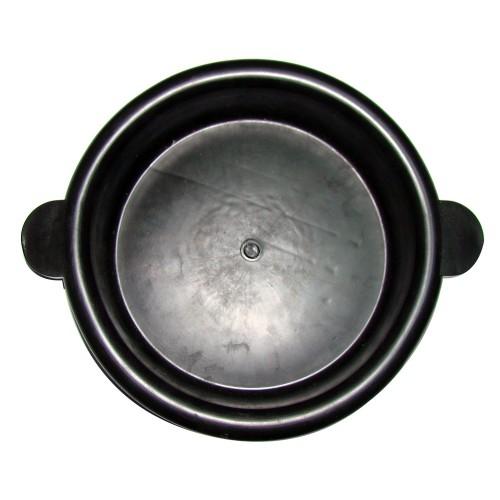 Capac cauciuc bidon mixt 21.7 cm pentru mulgatori - vintex