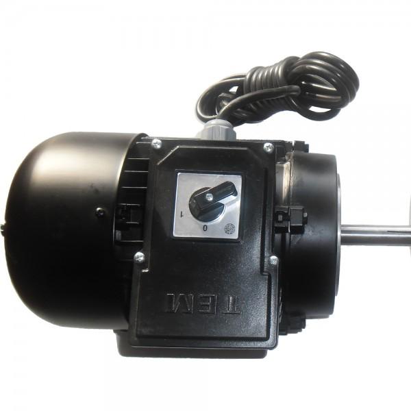 Kit motor mixt (motor, intrerupator, cablu) pentru mulgatori - vintex