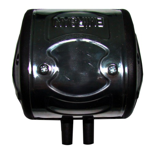 Pulsator pentru aparat de muls vaci (negru - 2 iesiri) - vintex
