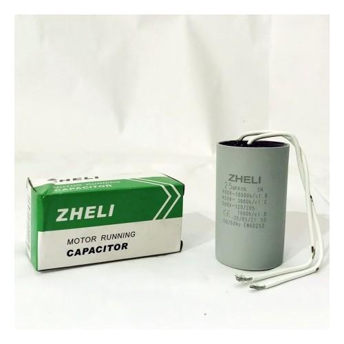 Condensator pentru aparate de muls - vintex