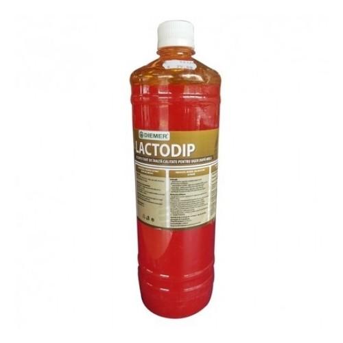 Dezinfectant dupa muls pentru protectie uger Lactodip 1 kg - vintex