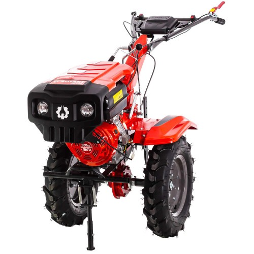 Motocultor RO10R, 10CP, 5.00‑12 - vintex