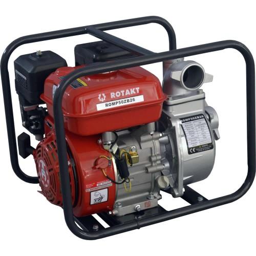 """Motopompă apă curată 3"""" ROMP80ZB30, 7CP, 967L/min, H 8m/30m - vintex"""